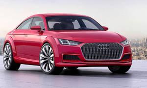Novinky: Nové Audi TT dostane druhý pár dveří