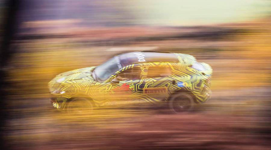 Představujeme: Aston Martin DBX: Strýček Oswald by měl radost aneb proč SUV nejsou zlá