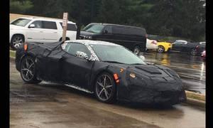 Novinky: Osmá generace Chevroletu Corvette změní koncepci a výrazně podraží