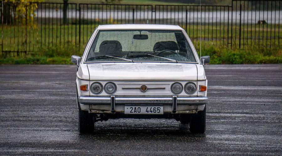 Recenze & testy: Tatra 613: Papalášský expres ve výslužbě