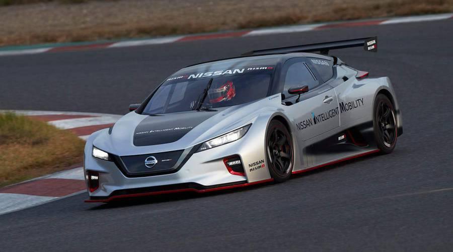 Novinky: Nissan postavil šest Leafů Nismo RC