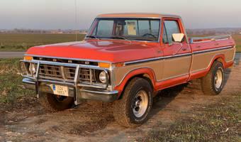 Ford F250 Ranger 1977