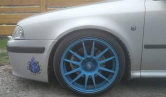 Škoda Octavia RS 2003