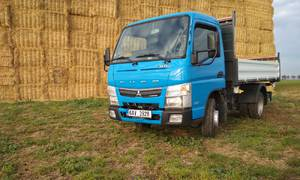Recenze & testy: Fuso Canter 3S13: Kapesní náklaďák