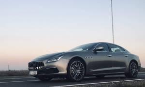 Recenze & testy: Maserati Quattroporte S Q4 Gran Lusso: Z jiného světa