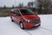 Mercedes-Benz Vito Family: O chlup větší rodinné auto