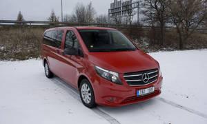 Recenze & testy: Mercedes-Benz Vito Family: O chlup větší rodinné auto