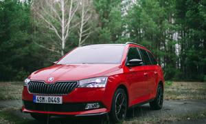 Recenze & testy: Škoda Fabia Monte Carlo 1.0 TSI 81kW DSG: Kombi se loučí se ctí