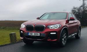 Recenze & testy: BMW X4 30i Xdrive: Bavorský univerzál