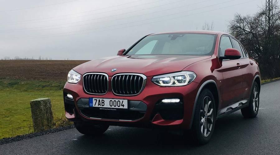 : BMW X4 30i Xdrive: Bavorský univerzál