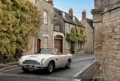 Aston Martin nabídne možnost přestavby klasických modelů na elektromobil