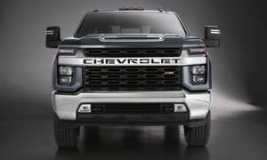 Novinky: Nový Chevrolet Silverado HD překvapuje vzhledem i pohonem