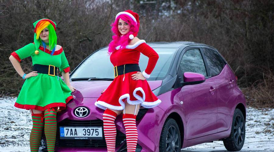 : Toyota Aygo Selection X-Cite: Image až na prvním místě?
