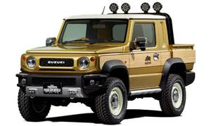 Novinky: Suzuki ukázalo další varianty nového Jimny