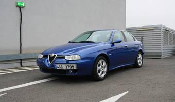 Alfa Romeo 156 2.0 JTS 2002