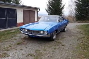 Ford Torino Torino 500 6.6L V8 - sleva 1971