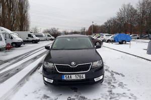 Škoda Rapid 1.6TDI 85 kW Style 2015