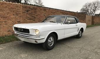 Ford Mustang 1966 3,3l manual 1966