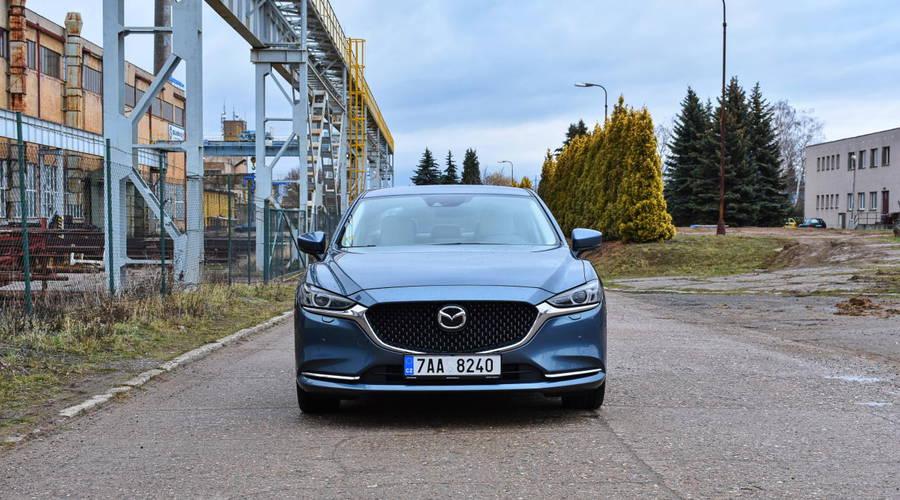Recenze & testy: Mazda6 G194AT: Ohrožený druh