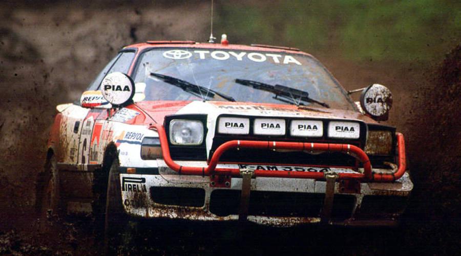 Mýty a legendy: Legendy rallye: Toyota Celica - Od upřímné jednoduchosti k podvodům