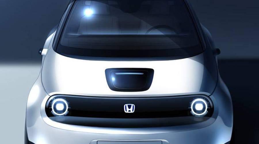 Novinky: Honda letos nabídne levný městský elektromobil