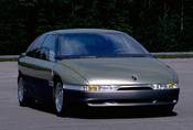 Renault Mégane 1988 - luxus v čistých liniích