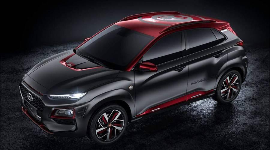 Novinky: Iron Man má své oficiální auto. A je to...Hyundai Kona?