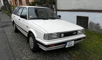 Nissan Sunny B12 Traveller 1988