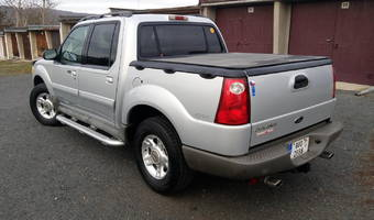 Ford Explorer Sport Trac  pick-up 2001