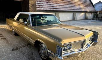 Chrysler Imperial Mobile Director 1968
