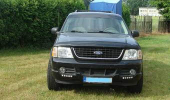 Ford Explorer Limited 4,6 2002