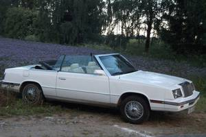 Chrysler LeBaron  1983