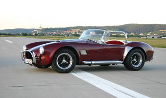 Cobra CSX Shelby 427 S/C replika 1965