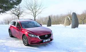 Recenze & testy: Mazda6 Skyactiv-D150: Zraje jak víno