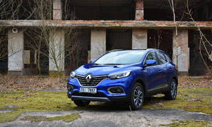 Recenze & testy: Renault Kadjar TCe 160 EDC: Tak to berem, zlato?