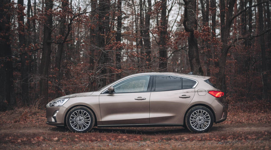 Recenze & testy: Ford Focus EcoBlue Titanium: Král plný paradoxů