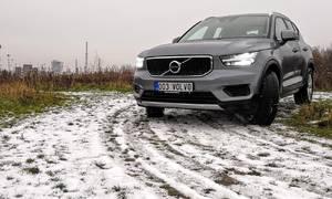 Recenze & testy: Volvo XC40 T3: Severský základ