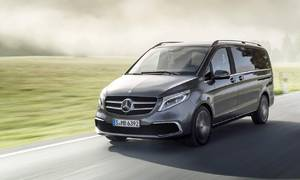 Novinky: Facelift Mercedesu Třídy V: Úspornější a luxusnější