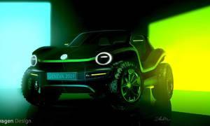 Novinky: Bud Spencer by měl radost: Dunovka od Volkswagenu se vrací.