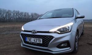 """Hyundai i20 T-GDI 120: Za """"luxus"""" se platí"""