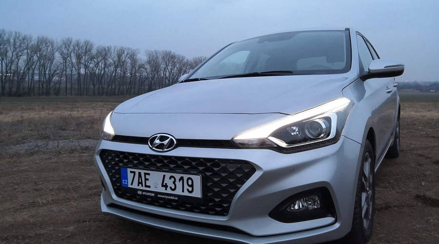 "Recenze & testy: Hyundai i20 T-GDI 120: Za ""luxus"" se platí"