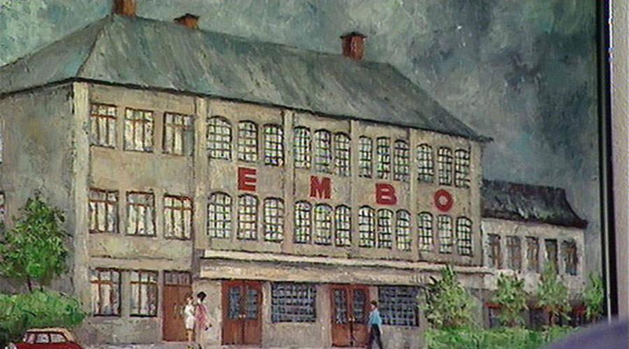 Historie: Ztracená automobilka EMBO