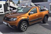 Přichází Dacia Duster Pick-up. A tentokrát i pro evropský trh.