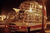 Citroën U55 Currus Cityrama: Retro autobus z budoucnosti