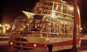 Historie: Citroën U55 Currus Cityrama: Retro autobus z budoucnosti