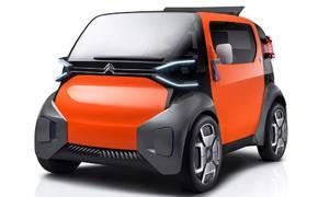 Novinky: Citroën představuje řešení městské mobility - koncept AMI ONE