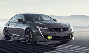 Novinky: Model 508 Sport Engineered vrací Peugeot do světa rychlých sedanů