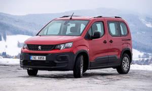 Recenze & testy: Peugeot Rifter Active 1.5 BlueHDi 100 MAN 5: Prostě dělník