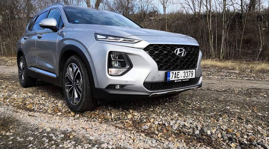 Recenze & testy: Hyundai Santa Fe: Parťák pro apokalypsu i všední den