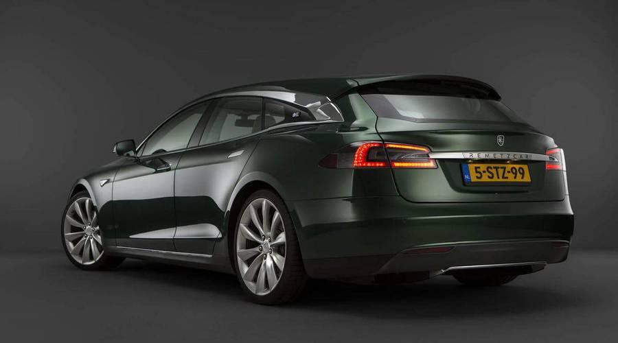 Novinky: Představí Tesla v blízké budoucnosti nový kombík?